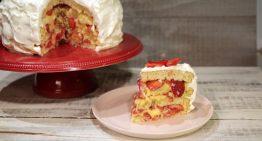 Cleveland's Cassata Cake MICHAEL SYMON