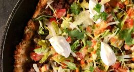 Tater Tot Taco Pizza CLINTON KELLY