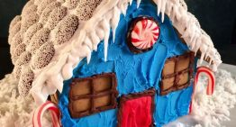 Foolproof Gingerbread House CARLA HALL