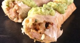 Turkey Cigars with Jalapeno Pesto MICHAEL SYMON