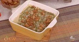 Toaster Oven Green Bean Casserole CARLA HALL
