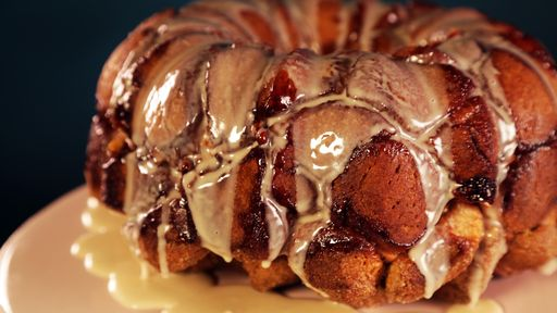 Cinnamon Apple Monkey Bread CARLA HALL