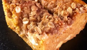 Sweet Potato Cream Cheese Dump Cake CARLA HALL