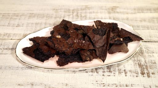 Brownie Crackers CARLA HALL