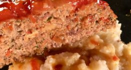 Roasted Garlic Meatloaf MICHAEL SYMON