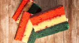 Italian Rainbow Cookies CARLA HALL, CLINTON KELLY