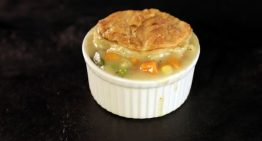 Weeknight Vegetable Pot Pies MICHAEL SYMON