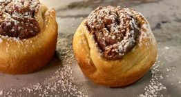 Chocolate Hazelnut Rolls THE CHEW