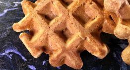 Apple Cinnamon Muffin Waffle CLINTON KELLY