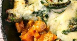 Lightened-Up Chicken Shepherd's Pie CARLA HALL