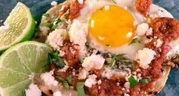 Speedy Huevos Rancheros CLINTON KELLY