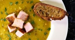 Split Pea Soup CLINTON KELLY
