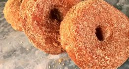 Apple Cider Donuts THE CHEW