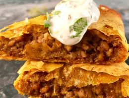 Jamaican Curry Patties CARLA HALL