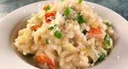 Lobster Risotto CLINTON KELLY