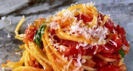 Spaghetti Pomodoro MICHAEL SYMON