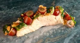 Halibut en Papillotte MICHAEL SYMON