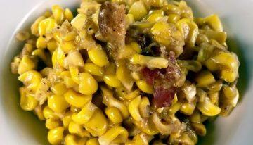 Kandi's Creamed Corn KANDI BURRUSS