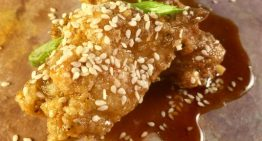 Sesame Chicken Wings CLINTON KELLY