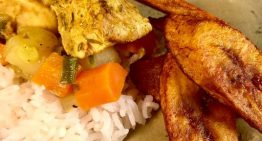 Caribbean Curry Chicken GRACE BYERS