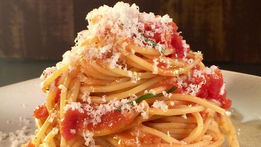 Herby Store Bought Tomato Sauce Carla Hall The Chew