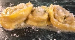 Ricotta and Swiss Chard Tortellone MICHAEL SYMON
