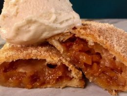 Fried Peach Hand-Pies CLINTON KELLY