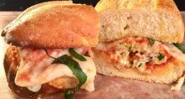 Italian Sausage Meatball Sub MICHAEL SYMON