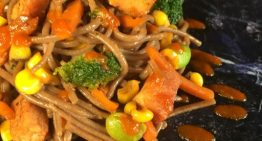 Quick Asian Soba Noodles CAMILA ALVES MCCONAUGHEY