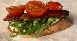BLT Crostini CLINTON KELLY