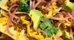 Vegan Chorizo Nachos PAIGE DAVIS