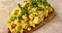 Chicken Salad Crostini CLINTON KELLY