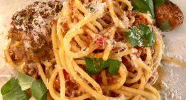 """Goodfellas"" Spaghetti MICHAEL SYMON"