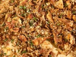 Crispy Baked Potato Casserole CLINTON KELLY