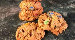 Monster Cookies ELIZABETH CHAMBERS HAMMER