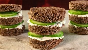 Cucumber Tea Sammie CARLA HALL