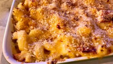 Lobster Mac & Cheese MICHAEL SYMON