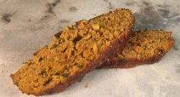 Soy and Mustard-Glazed Turkey Meatloaf MICHAEL SYMON
