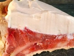 Strawberry Pie with Brown Butter Crust MICHAEL SYMON